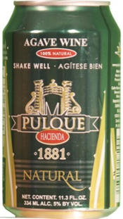 Pulque Agave Wine
