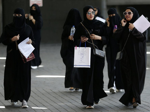 Saudi women are going to college, running for office and changing the conservative country