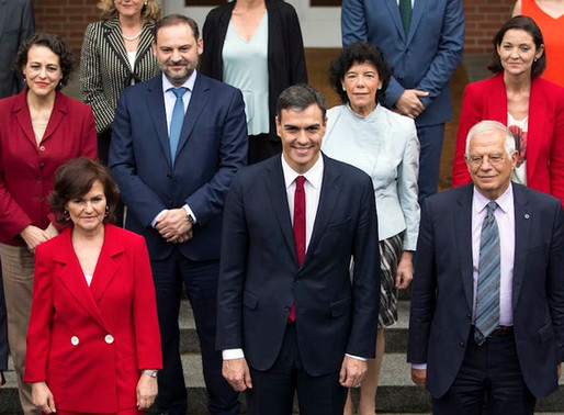Spain's majority-female cabinet embodies women's global rise to power