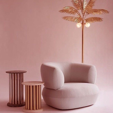 Living that Pink Life... 5 ways to add pink into your space.