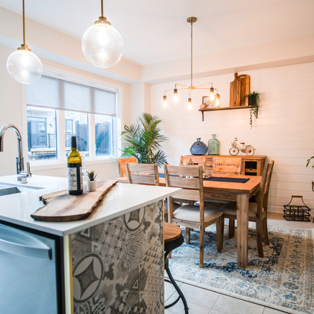 5 Ways to liven up your kitchen on a budget