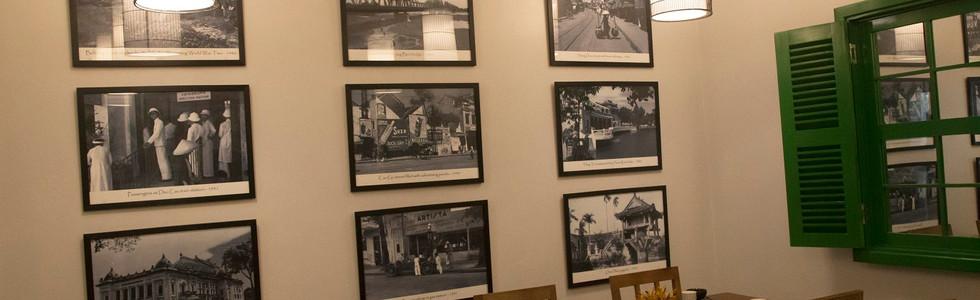 Hanoi in the 1940s