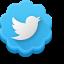 Flower Social Twitter-64x64.png