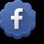 Flower Social Facebook-64x64.png