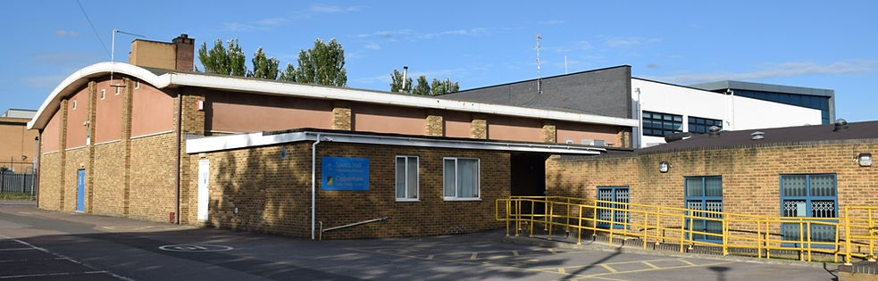 Cippenham Table Tennis Centre exterior