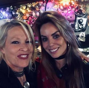 With Danielle DeLorenzo