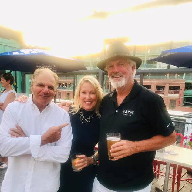 With John Ippolito and Bill Lee