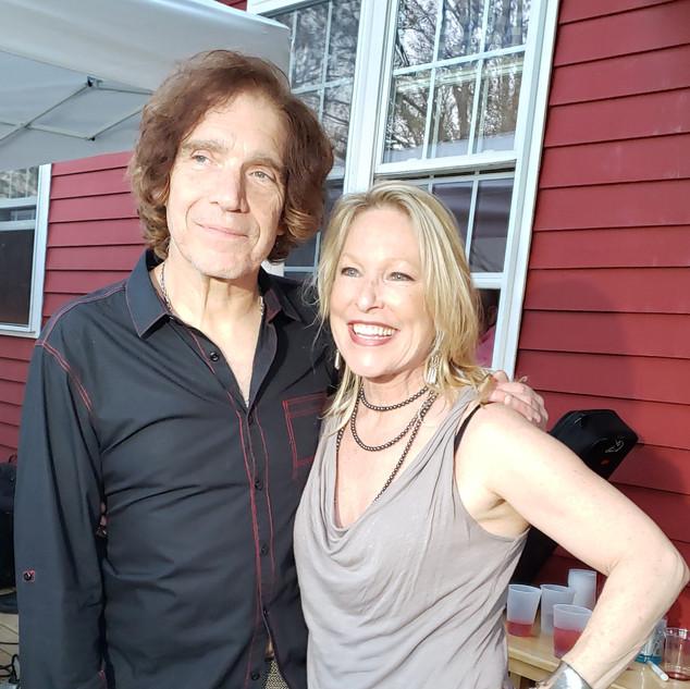 with David Hull