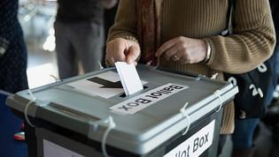 Democratic Primaries Begin