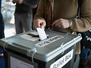 """""""I VOTE FOR NOBODY"""""""