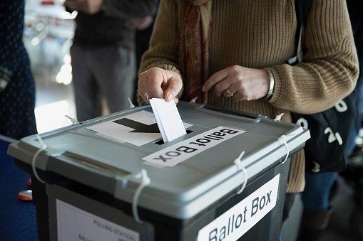 Cast Your Vote