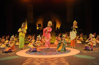 国际汇演 - Aswara Dance Company