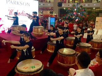 双溪龙拉曼大学24节令鼓 UTAR 24 Festive Drum