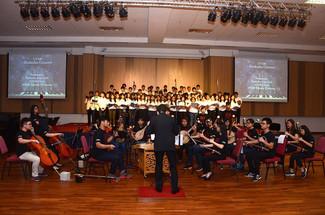 双溪龙拉曼大学华乐团 Universiti Tunku Abdul Rahman Sungai Long Chinese Orchestra (UTARSLCO)