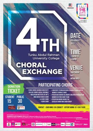 拉曼大学学院合唱团 Tunku Abdul Rahman University College Choir (TAR UC Choir - Voichestra)