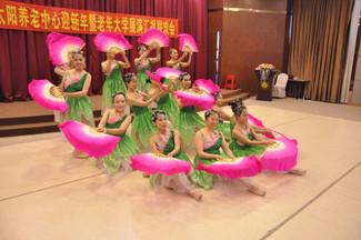 国际汇演 - 中国沈阳金太阳老年大学艺术团