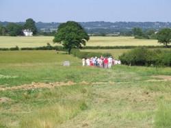 Farm walk and bbq 001