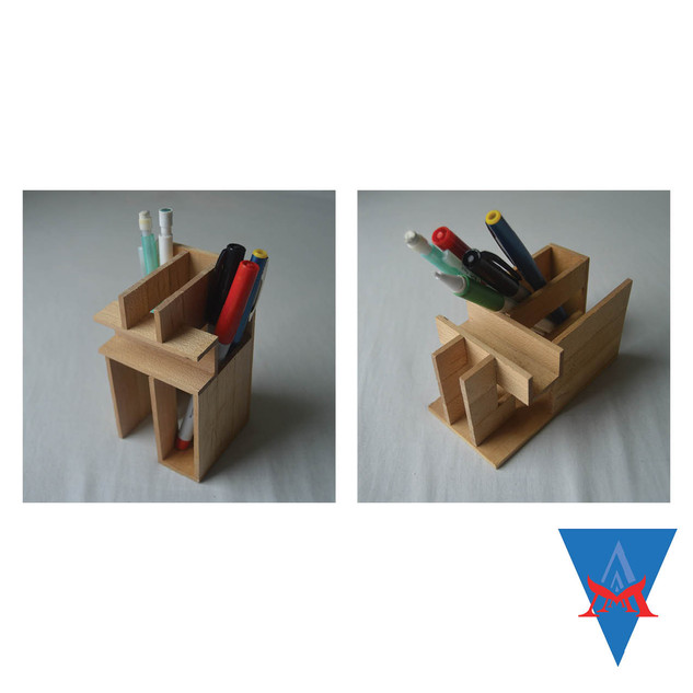 Pen Holder II