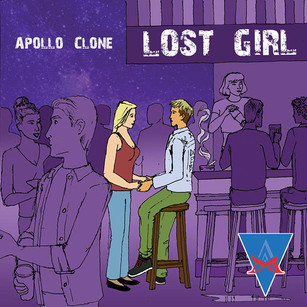 LOST GIRL ALBUM COVER