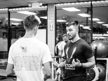 Athlete Programming: 5 Rules To Follow