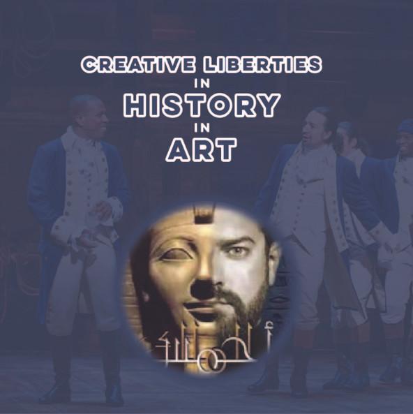 Creative Liberties in Historical Depictions in Art