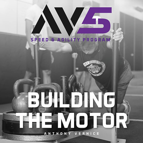 Speed & Agility: Building The Motor