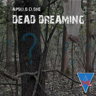 DEAD, DREAMING ALBUM COVER