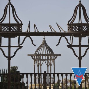 RAILINGS   Cairo Citadel