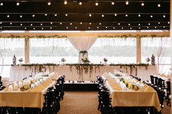 Enchanting Forest Head Table