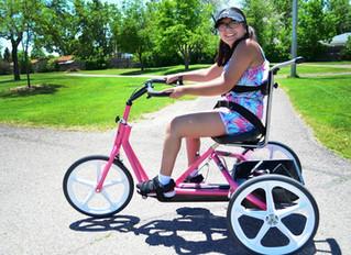 Los Fondos Mill Levy de Denver Ayudan a Jóvenes con Discapacidades a Moverse