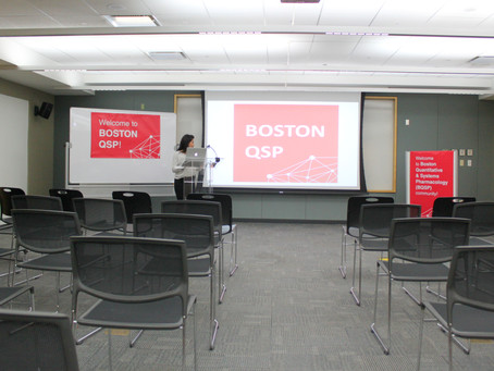 Ready for an exciting evening of knowledge sharing and networking at Boston QSP?