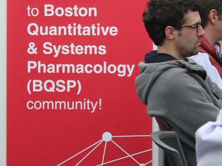 Boston QSP November Event Announcement: Quantitative and Systems Pharmacology Driving Early Drug Dev