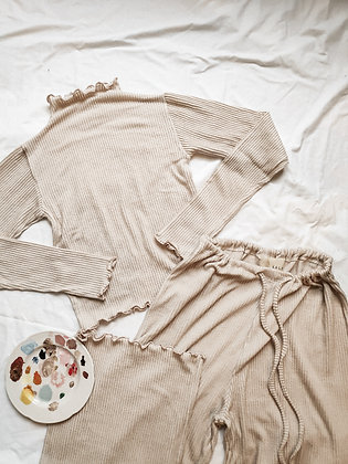 Lisboa Set / Love is beige