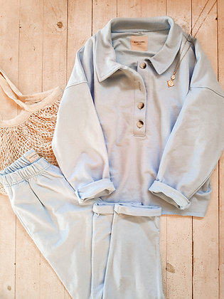 Quemchi Set / Oh baby blue - XS/S