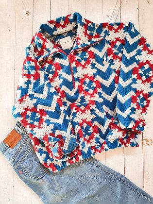 Quebec Sweater / Happy Camper (Preventa)