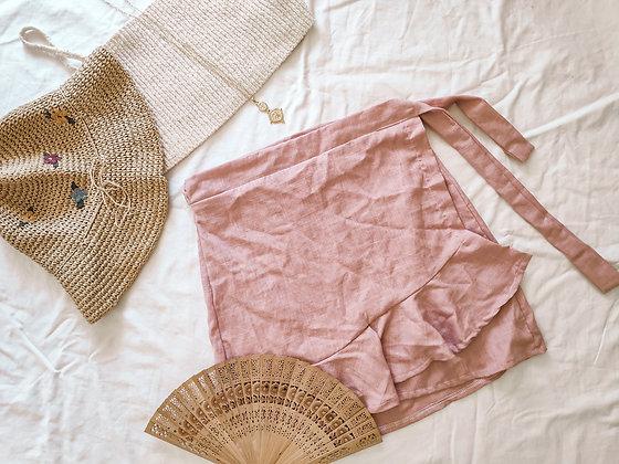 Bali Skirt / Blushed