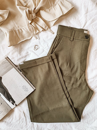 Louvre Pants/ time goes fast / talla M