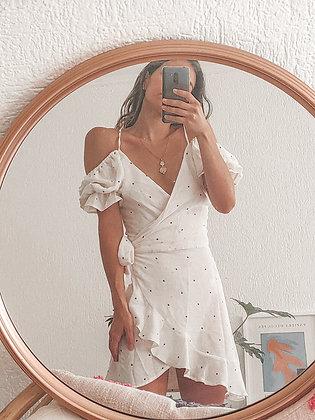 Niza Dress / Dotty dots