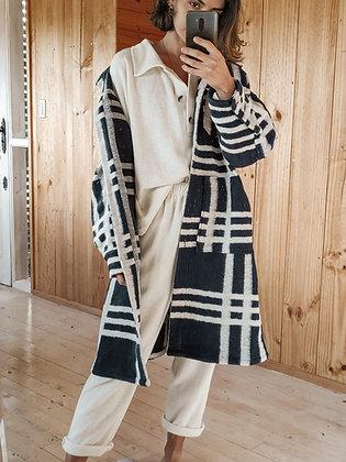 Norway Long Jacket / The luxury