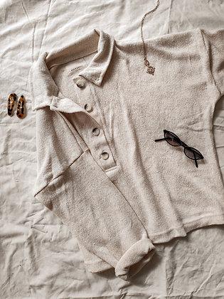Quemchi Top / Rustic knit