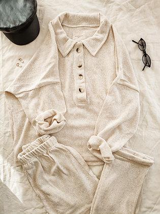 Quemchi Set / Rustic Knit - XS-S