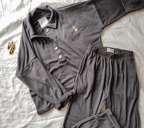 Quemchi Set / Soft Gray XS-S
