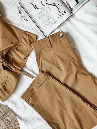 Louvre Pants / French please / talla M