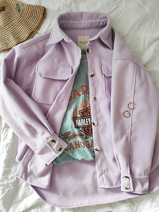 Norway Jacket / Lilac Winter