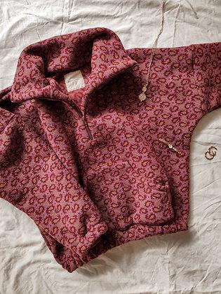 Quebec Sweater / Psychodelic Blossom