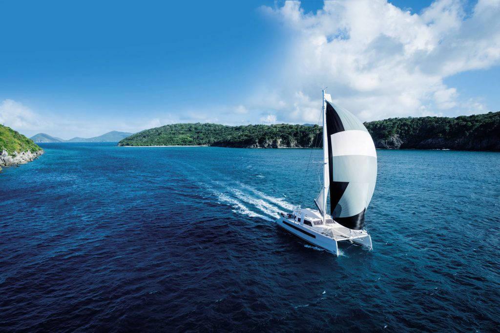 Catana 62 Model Catamaran
