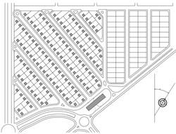Urbanización en  Pilar.