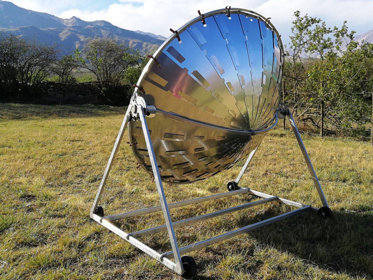 Cocina solar ECO-ID