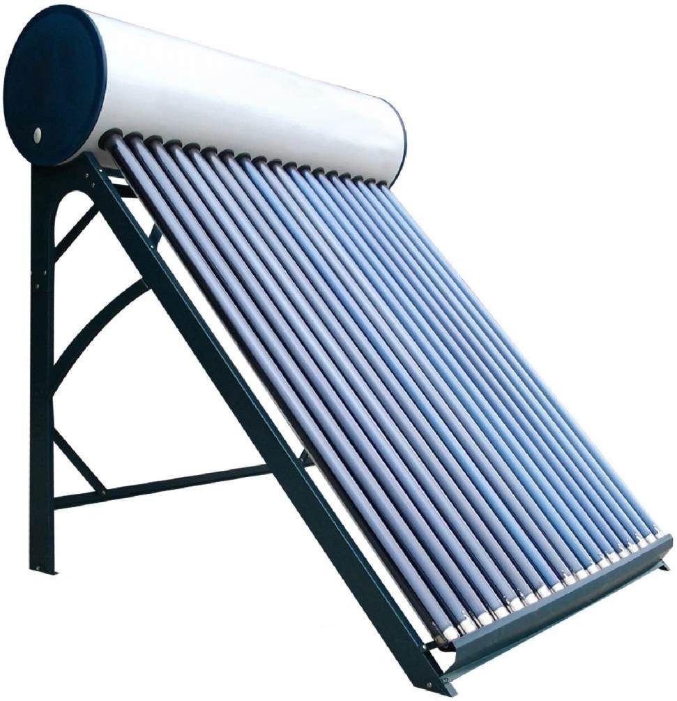 Termotanques solares de tubo de vacío