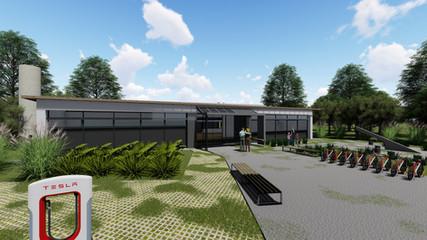 Club House Sustentable -San Sebastian